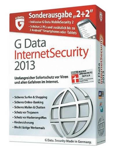 Internet Security 2013 - G Data