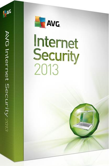 Internet Security 2013 - AVG