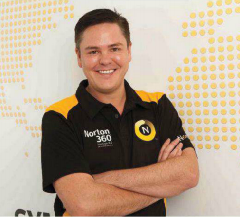 Description: David Hall, Regional Consumer Marketing Manager, Asia Pacific, Symantec