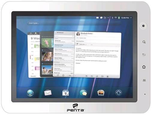 BSNL Tablet Penta T-Pad WS802C