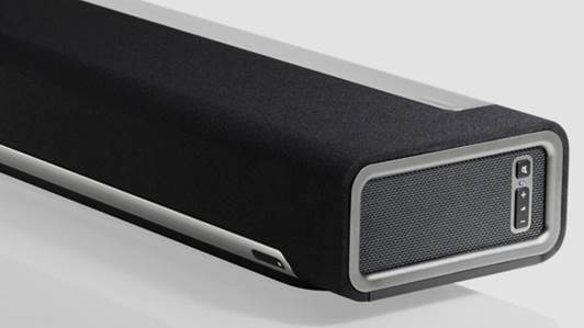 Playbar of Sonos is an excellent-designed soundbar, distinguish sound, but with price of 700USD, it makes a big challenge