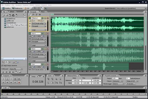 For really tough edits, you'll want to switch from GarageBand to Adobe Audition