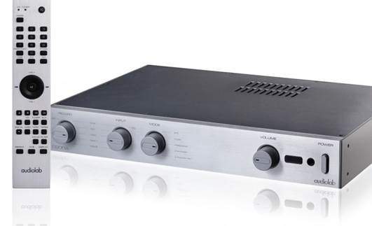 Audiolab's 8200A should have been in its comfort zone paired with the company's Award-winning 8200CD CD player, but it somehow fell a bit short