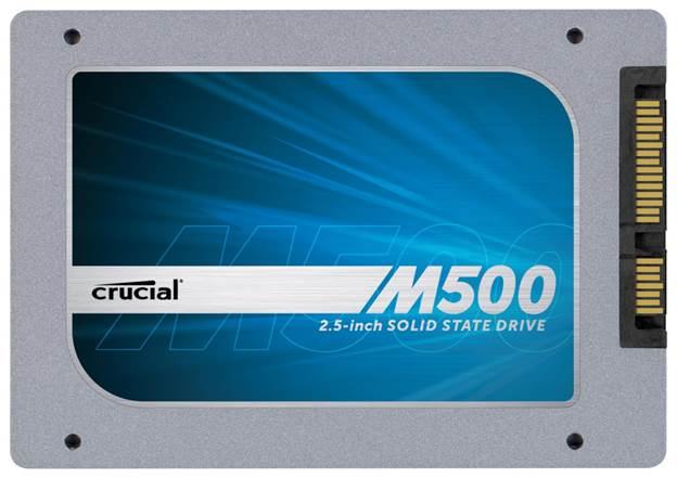 Crucial M500 480GB SSD - A Fast Enough SSD With A Big Capacity At A Competitive Price