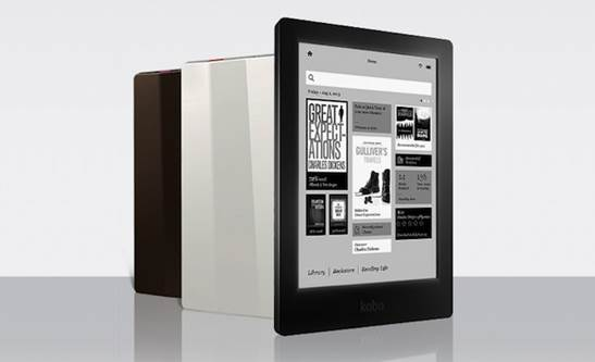 While Serbinis believes that the battle will take place in software field, Kobo is still keep up with 6-inch standard of this industry.
