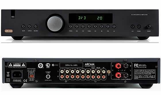 Arcam has put together an expertly packaged device offering the right amount of power and features