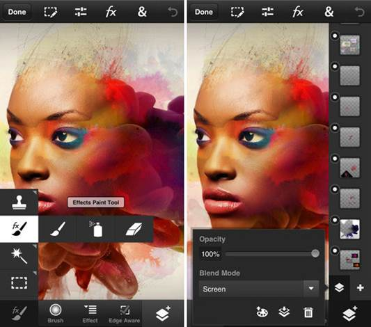 Adobe Photoshop Touch for iPhone brings powerful image editing to the iPhone and iPod touch