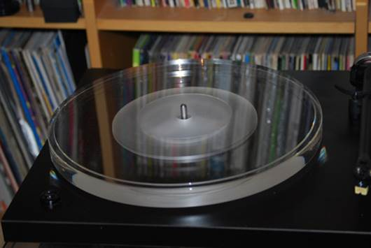 the Modular One turntable