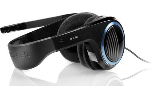 The Sennheiser U320 was another unpleasant surprise, retailing at over $173.5, the audio from this set was only slightly better than average
