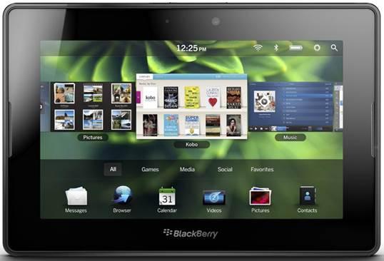 BlackBerry Tablet OS