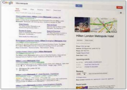Google to demote search results as rivals rage