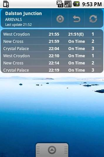 Train Times UK will help you catch a train, even if the railways aren't so reliable.