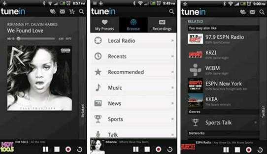 Tuneln Radio Pro