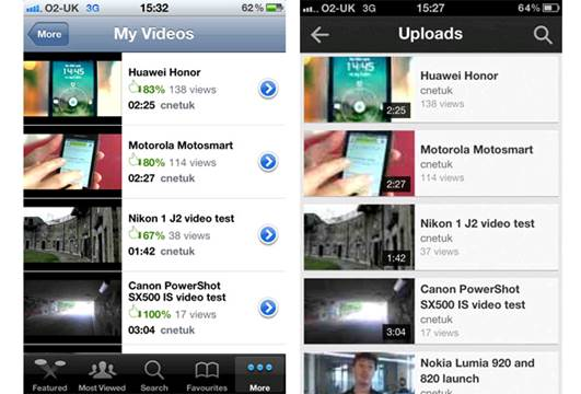 Watching YouTube on the go is now easier and more intuitive than ever
