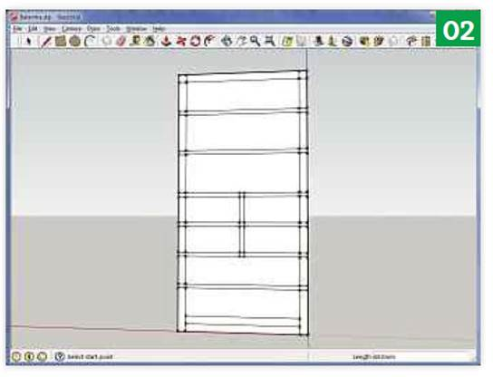 Click the Create Rooms button (to the right of Create Walls) and double-click inside your room in the plan view.