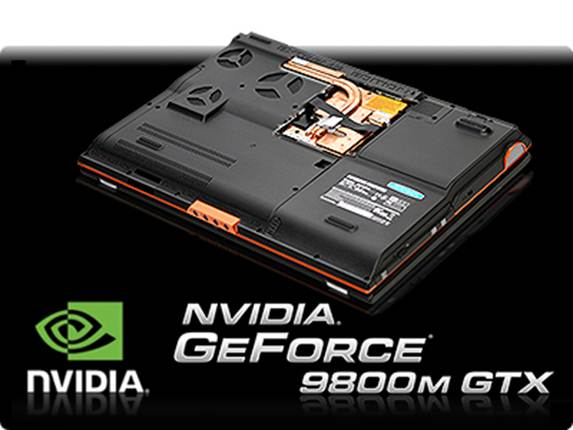 Description A Gaming Laptop With Video Technology From Them Or NVidia