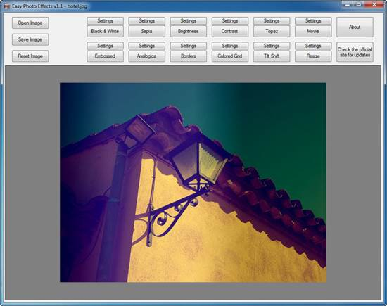 Easy Photo Effects v1.1