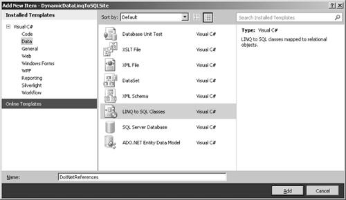 Microsoft ASP NET 4 : Dynamic Data Controls - Tutorials