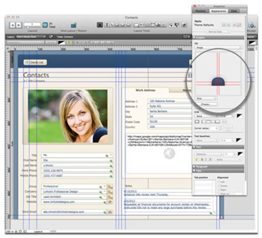 FileMaker Pro Prepare To Be Dazzled TutorialsArticles - Filemaker pro templates