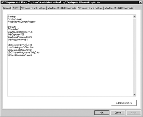 Windows 7 : Developing Migration Files, Using USMT in