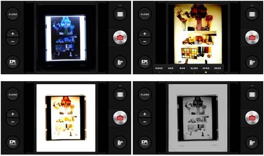 Lomography Smartphone Film Scanner app