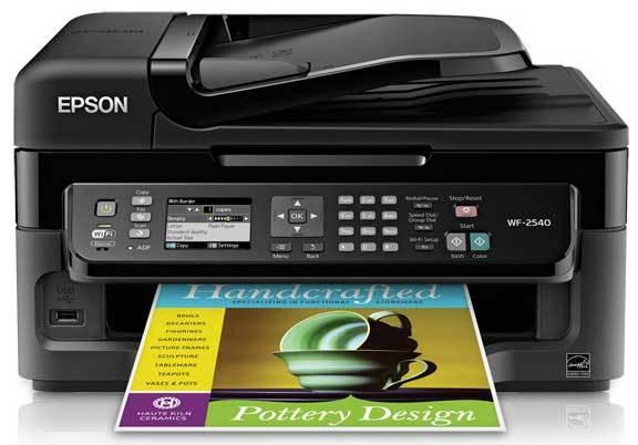 Epson WorkForce M1 O5 Printer