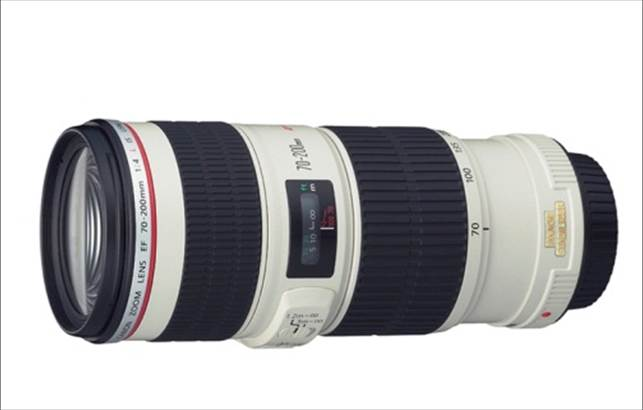 Description: Canon EF 70-200mm f/4L IS USM