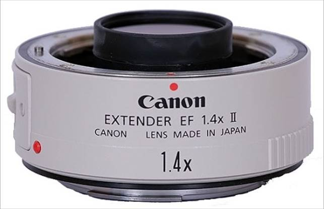 Description: Canon Extender EF 1.4x II