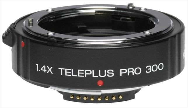 Description: Kenko Teleplus Pro 300 1.4x MC DGX Teleconverter