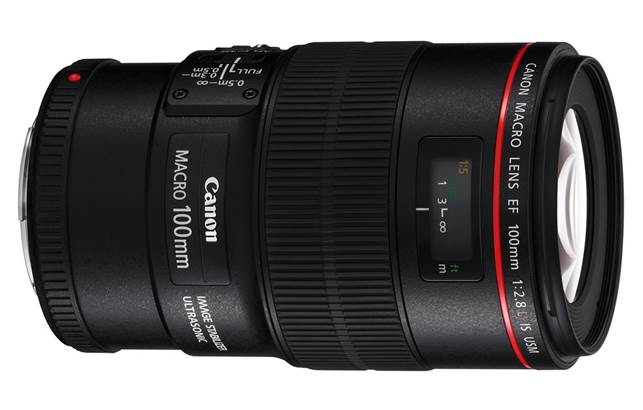 Description: Canon EF 100mm f/2.8L Macro IS USM