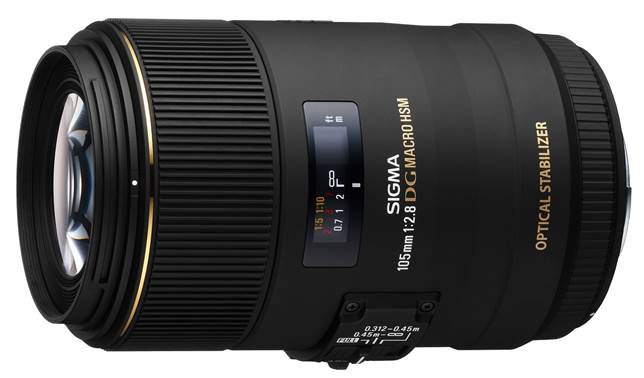 Description: Sigma 105mm f/2.8 EX DG Macro