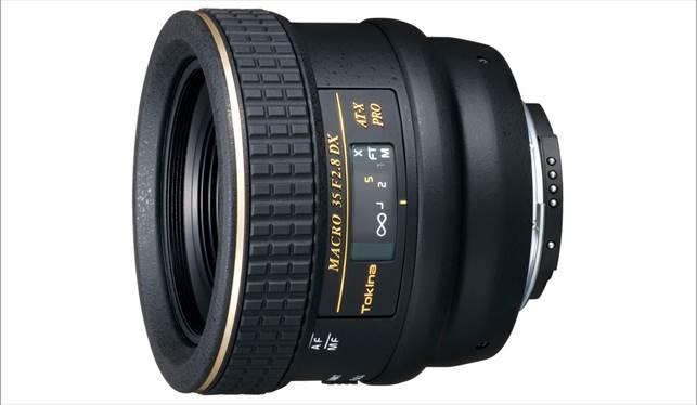 Description: Tokina AF 35mm f/2.8 AT-X Pro DX Macro