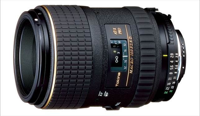 Description: Tokina AF 100mm f/2.8 AT-X Pro D Macro