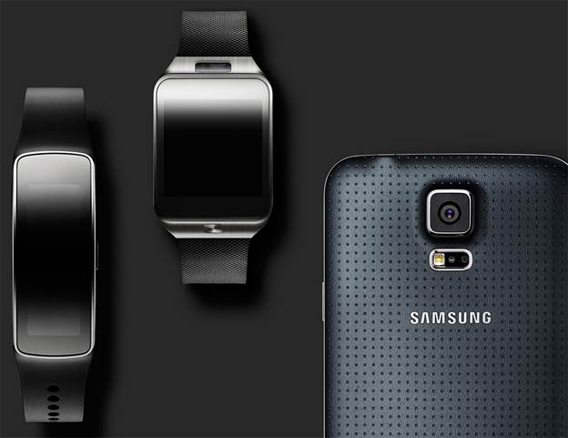 "The Samsung Gear 2 and Gear 2 Neo are companion devices that allow users to accept or ignore incoming calls and messages as well as provide instant notification options based on a user's activity and habits. Samsung Gear 2-series feature 1.63"" display (superAMOLED, 320*320 resolution), dual-core 1GHz processor, 512MB RAM, Tizen-based operating system, 4GB of NAND flash storage, heart-rate sensor, pedometer, accelerometer, gyroscope as well as Bluetooth v4.0 LE and IrLED connectivity to connect to other mobile devices and control TVs."