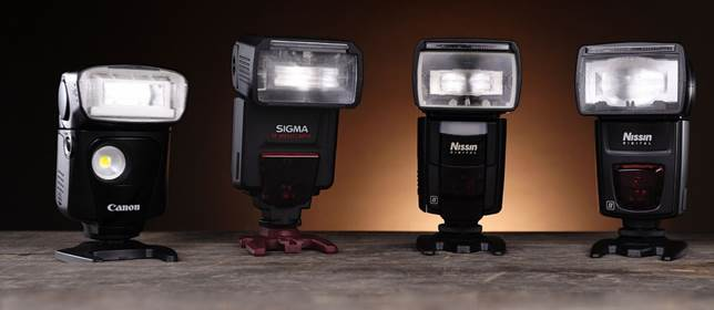 A proper flashgun can enable far greater flexibility and creativity