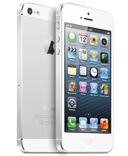 Description: The amazing thing about the iPhone 5 is that the device itself manages to feel smaller, while the screen is bigger.