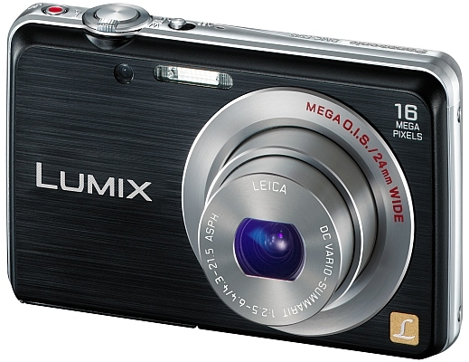 Description: Panasonic Lumix DMC-FS45