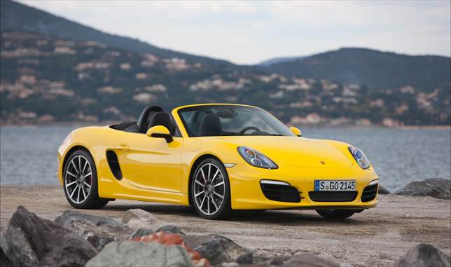 Porsche Boxster S 981 Review Tutorials Articles Algorithms