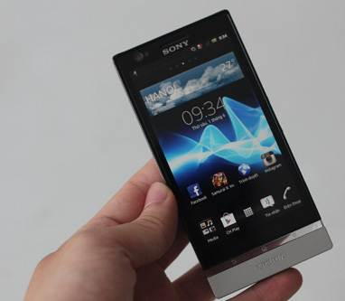 Description: Performance mark of Xperia P is not high but its ability is not worth being blamed.