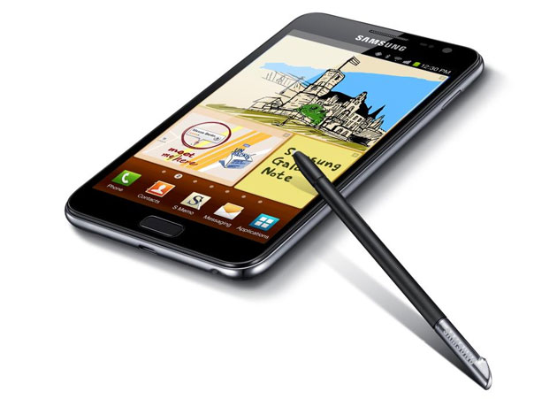 The S Pen is excellent for drawing and handwriting recognition