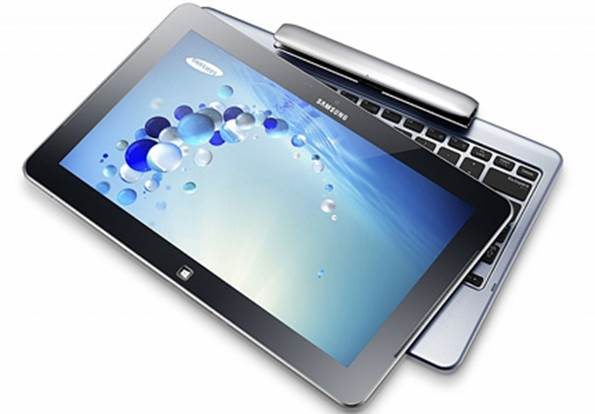 The Samsung ATIVsmart Tab is a lightweight tablet which is great for work and play.
