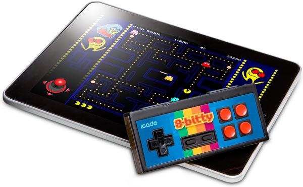 The iCade 8-Bitty