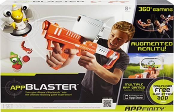 Spin Master Appfinity AppBlaster Toy Gun