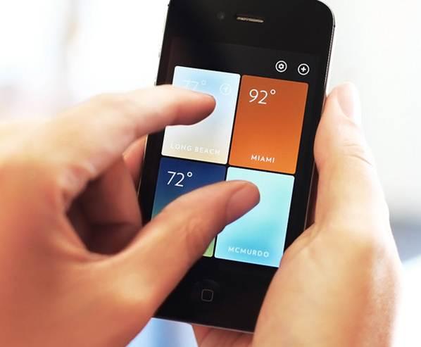 Description:  Solar app