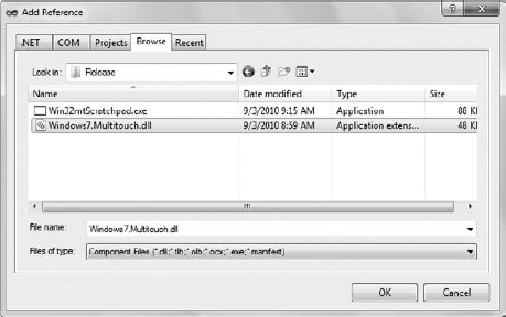 Windows 7 : Working with the Multi-Touch User Interface